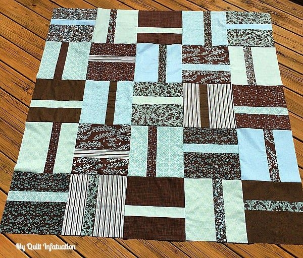 my quilt infatuation two four six quilting quilt Cool 6 Fabric Quilt Patterns Inspiration Gallery