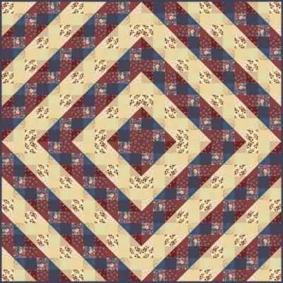 nine patch variation quilt favecrafts Elegant Nine Patch Variations Quilt Patterns Gallery