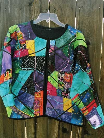 no sew quilted jacket sewing pattern sew cute quilted Stylish Quilted Sweatshirt Pattern Inspirations
