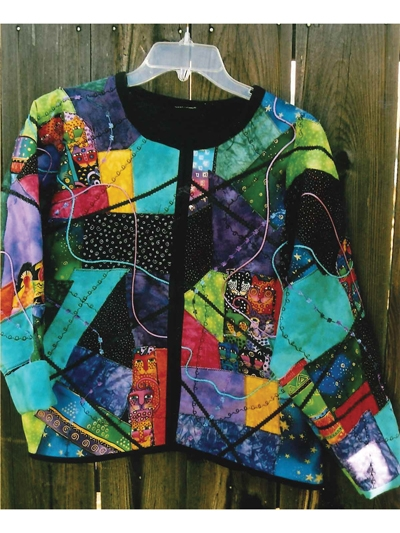 no sweat quilted jacket sewing pattern Stylish Quilted Clothing Patterns Inspirations