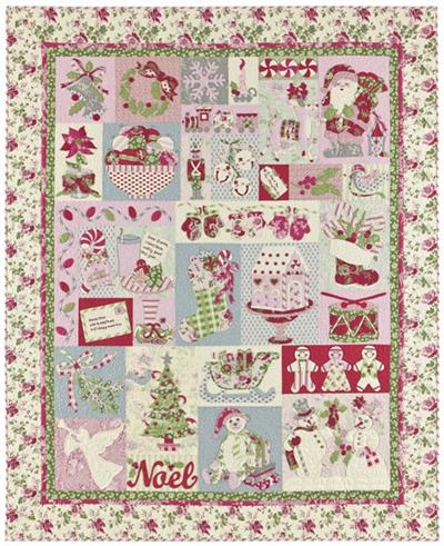 noel the vintage spool Stylish Vintage Spool Quilt Patterns Inspirations