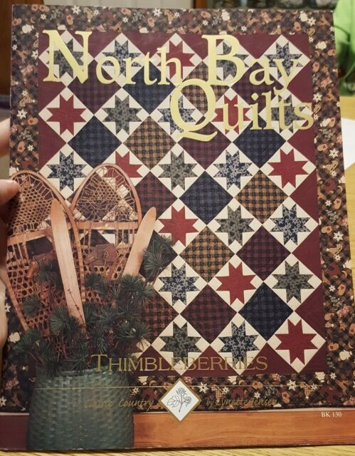 north bay quilts thimbleberries quilting patterns 6 projects lynette jensen Cozy Thimbleberries Quilt Patterns Inspirations
