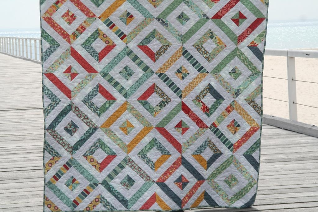 on a roll 8 easy jelly roll quilt patterns Interesting Quilts Made With Jelly Rolls Patterns