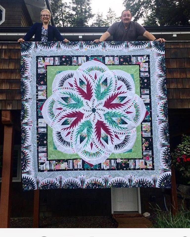 our vintage rose quilt rose city quilter Stylish Vintage Rose Quilt Pattern Inspirations
