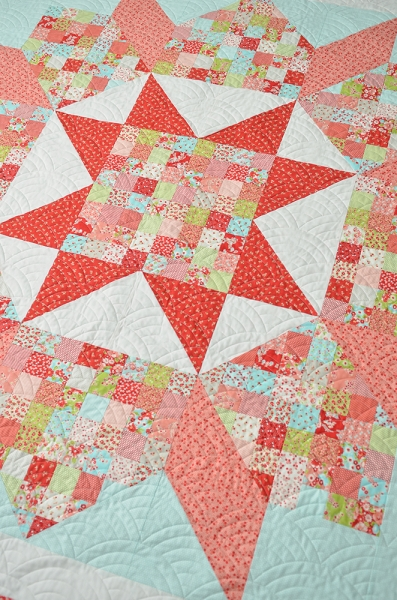 patchwork swoon quilt pattern thimble blossoms Stylish Patchwork Swoon Quilt Pattern