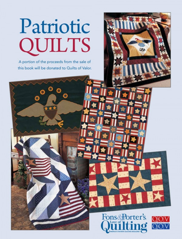 patriotic quilts ebook Fons And Porter Patriotic Quilt Patterns Inspirations
