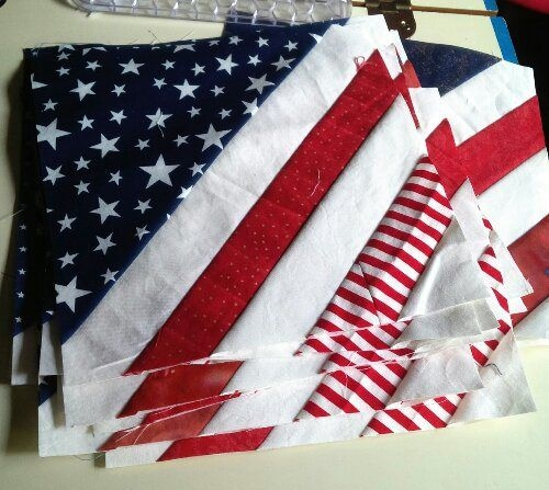 patriotic quilts of honor google search quilts Elegant Patriotic Quilts Patterns