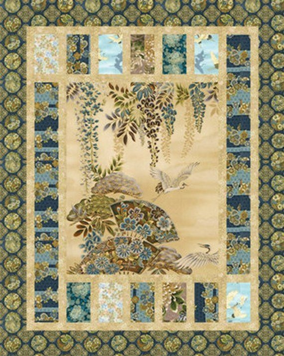 pattern center stage quilt pattern mountainpeek Center Panel Quilt Patterns Inspirations