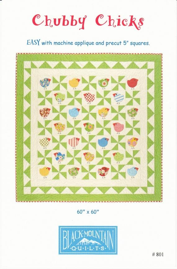 pattern chub chicks bird quilt pattern easy and fun 60 Cozy Chubby Chicks Quilt Pattern