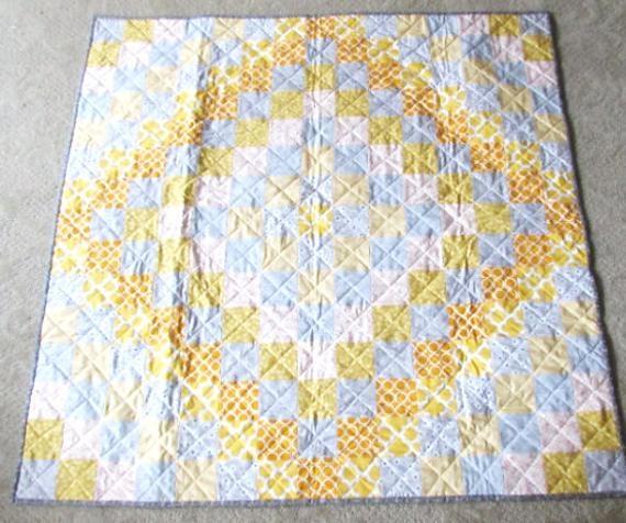 pattern easy trip around the world quilt patterneasy ba quiltmodern ba quilt pattern Cozy Trip Around The World Quilt Pattern