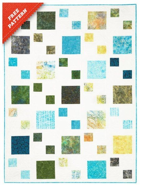 pebble path free quilt pattern timeless treasures quilt Cool Timeless Treasures Quilt Patterns