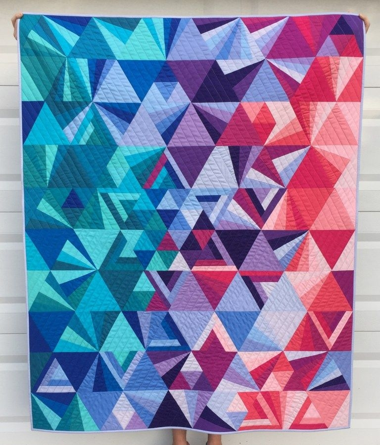 Permalink to Modern Geometric Quilting Patterns Gallery