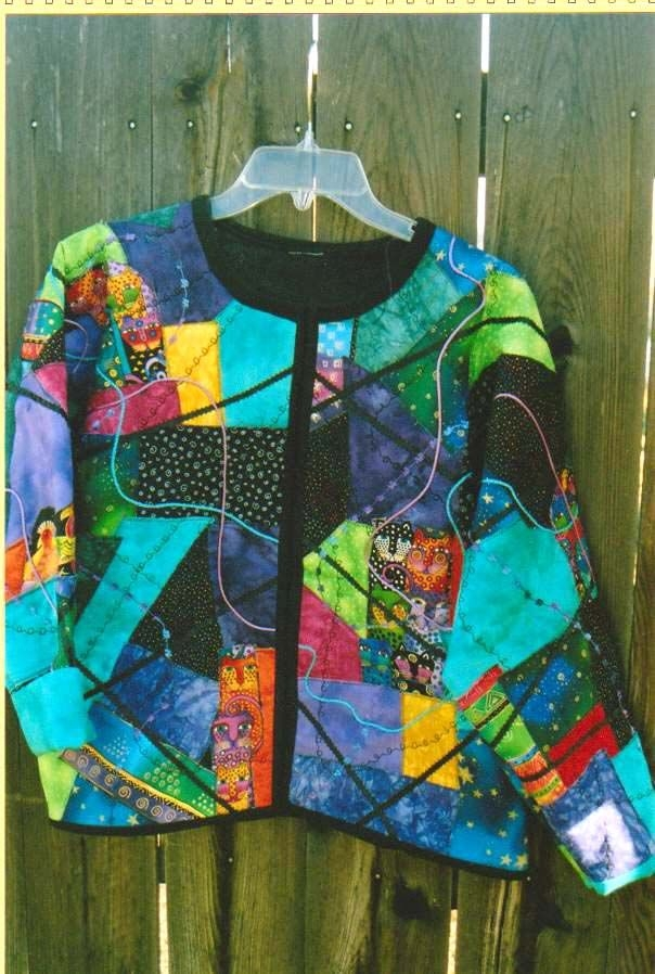 Permalink to Interesting Quilted Sweatshirt Jacket Pattern Inspirations