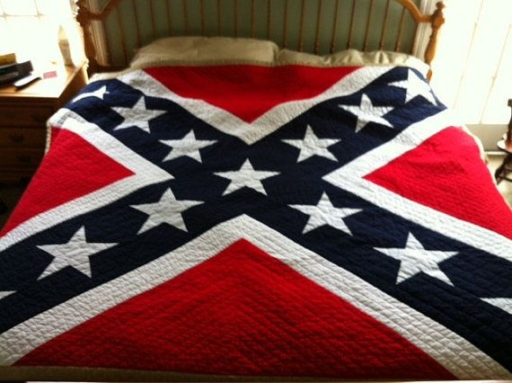 pin on beautiful Unique Confederate Flag Quilt