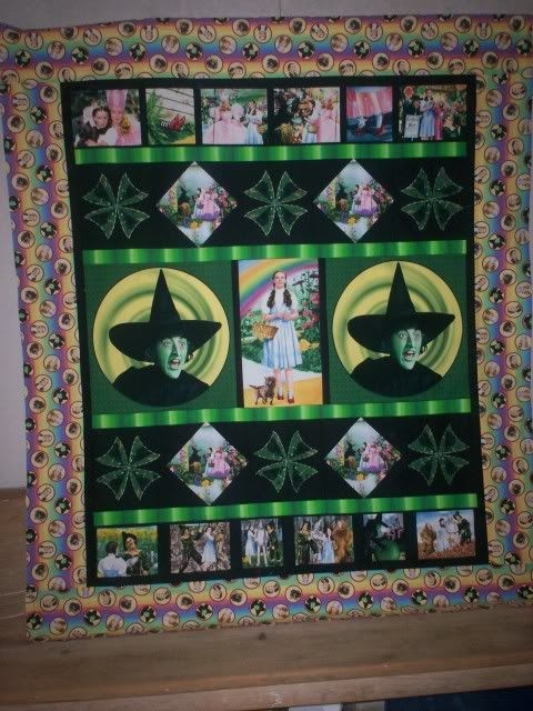 pin on oz favorites Unique Wizard Of Oz Quilt Pattern Inspirations