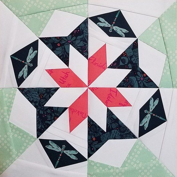 pin on products Stylish 18 Inch Quilt Block Patterns Gallery