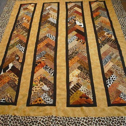 pin on quilting classes at jennys sewing studio Stylish Animal Print Quilt Patterns Inspirations