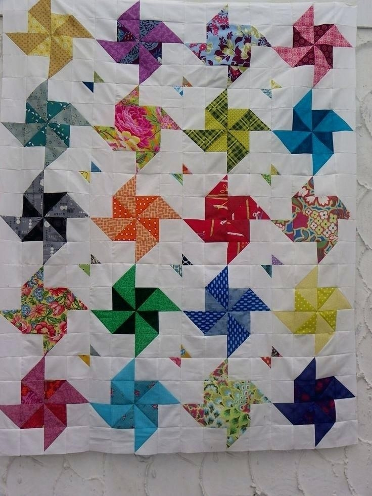 pinwheel quilt pattern template double pinwheel quilt Modern Double Pinwheel Quilt Pattern Inspirations