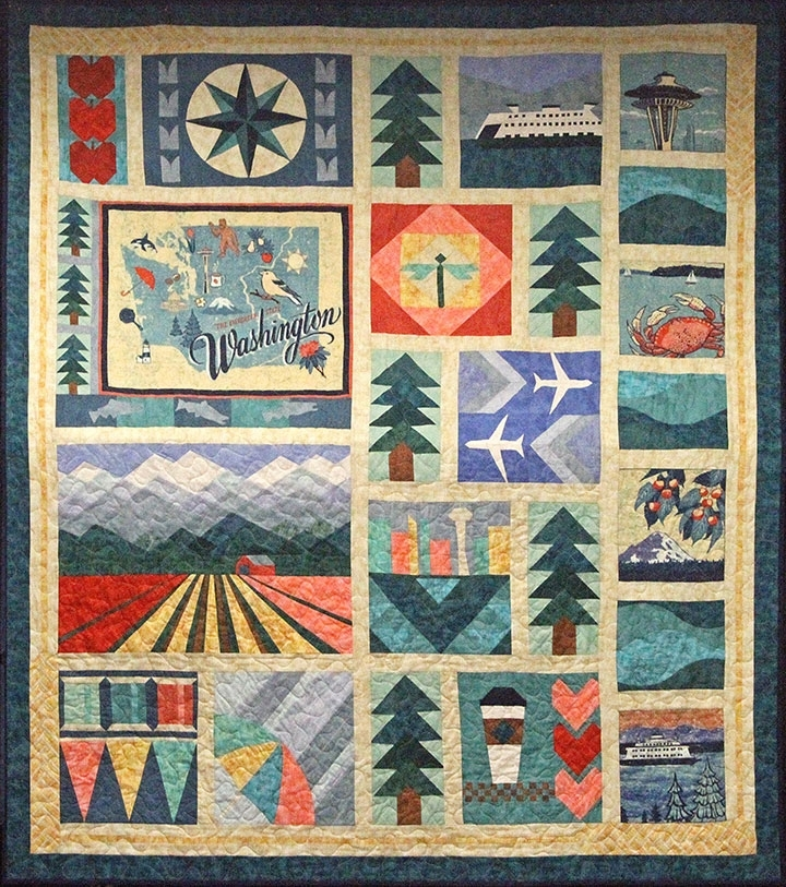 Permalink to Stylish New Quilting Fabric Seattle Gallery