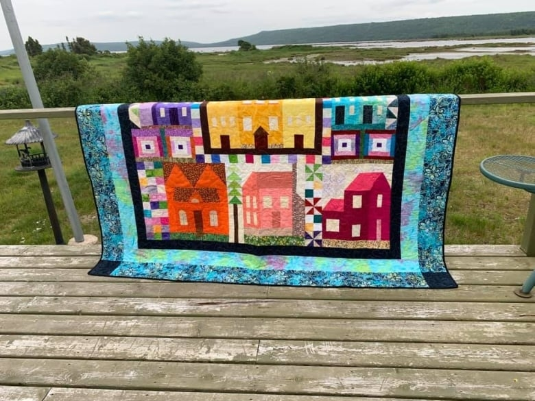 quilt festival a reason to visit bay de verde and get a warm Cool Newfoundland Haritage Quilt Patterns Gallery