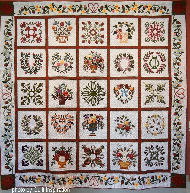 quilt inspiration august 2017 Cozy Baltimore Tribute Quilt Pattern By Mary Sorensen Inspirations
