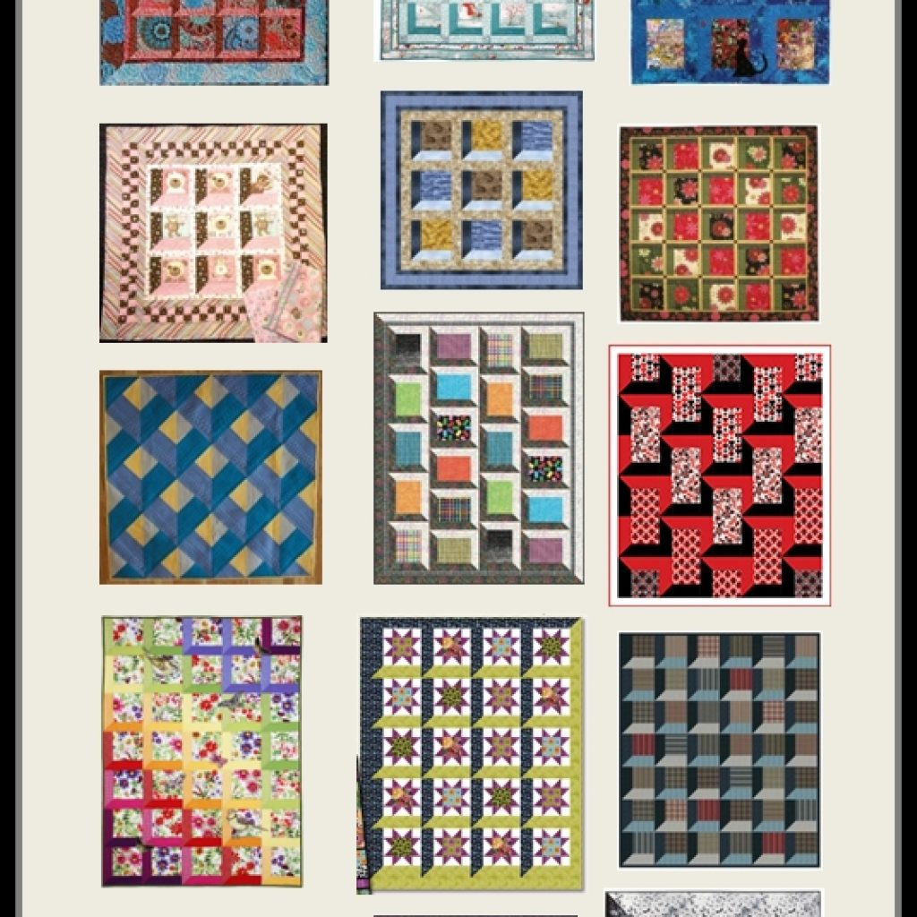 quilt inspiration free pattern day attic windows quilts Cool Attic Windows Quilt Pattern Inspirations