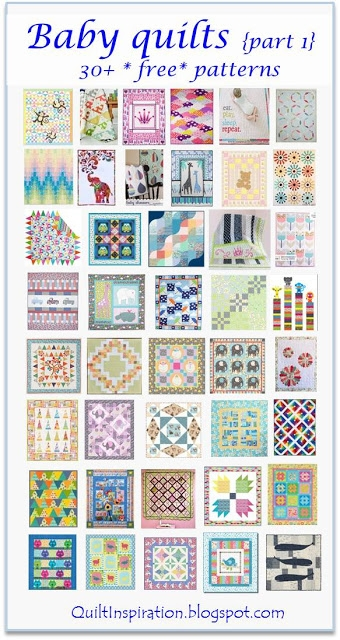 quilt inspiration free pattern day ba quilts part 1 Interesting Quilts For Babies Patterns Inspirations