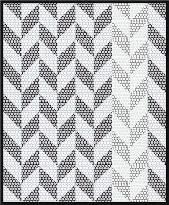 quilt inspiration free pattern day black and white quilts Cozy All White Quilt Patterns Inspirations