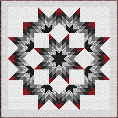 quilt inspiration free pattern day black and white quilts Elegant Black And White Quilt Pattern Gallery