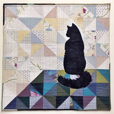 quilt inspiration free pattern day cat and dog quilts Cool Patchwork Cat Quilt Block Patterns Gallery