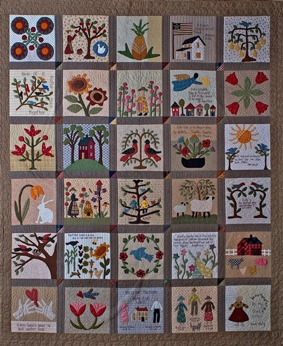 quilt pattern sweet and simple applique quilt pattern Modern Simple Applique Quilt Patterns Inspirations