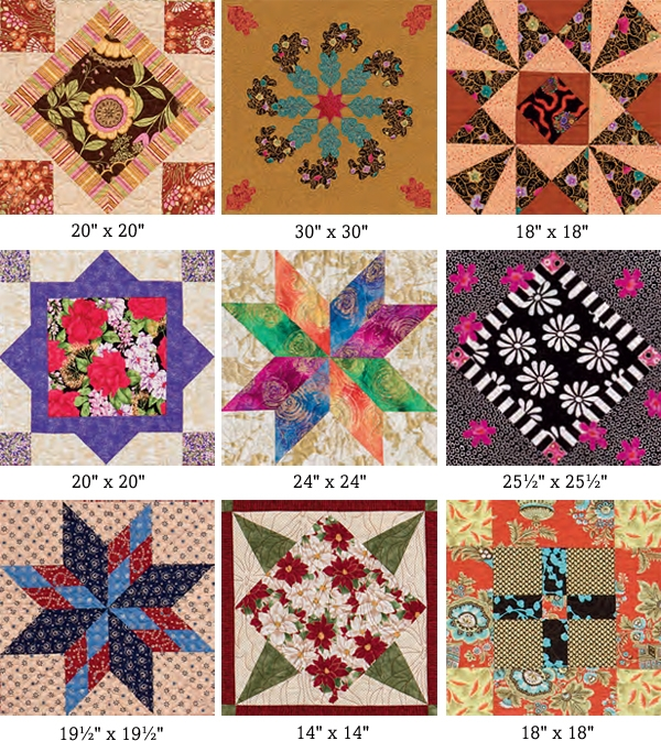 quilt patterns with large blocks craft book month Cool Large Block Quilt Patterns Inspirations