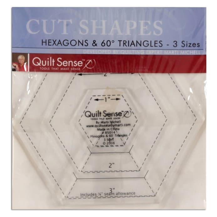 quilt sense hexagons 60 degree triangles Cozy Quilt Sense Wonder Triangles Inspirations