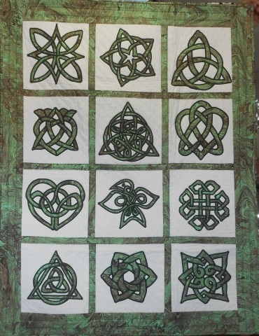 quilters treasure Unique Celtic Knot Quilt Patterns Inspirations
