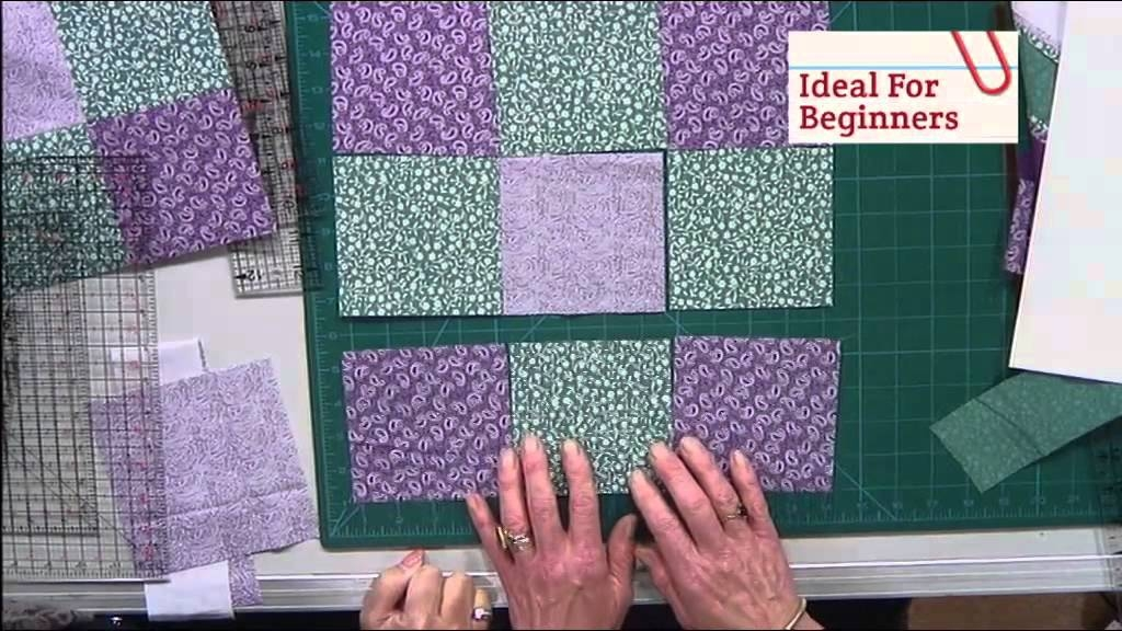 quilting for beginners craft academy Cool Quilting Youtube Quilt Patterns Gallery