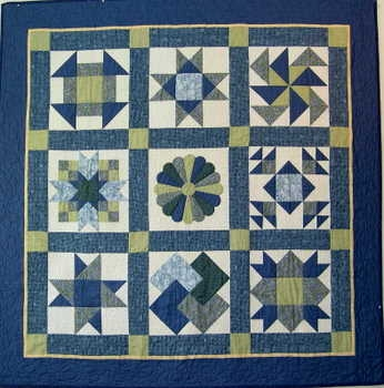 quilting lessons for the beginnerlearn how to quilt for Cozy Sampler Quilt Block Patterns Gallery