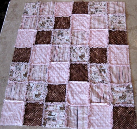 rag instructions quilt pattern make a rag quilt ba toddler Cool Flannel Rag Quilt Patterns Gallery