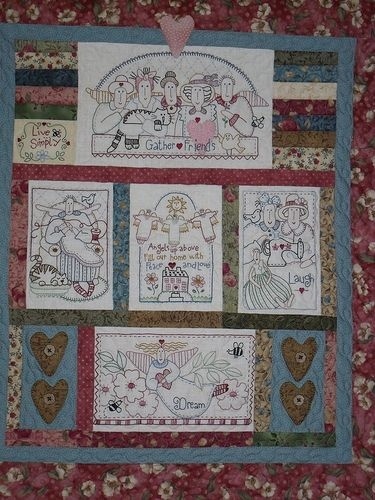 red brolly free patterns red brolly red brolly red Cool Hand Embroidery Patterns For Quilts Gallery