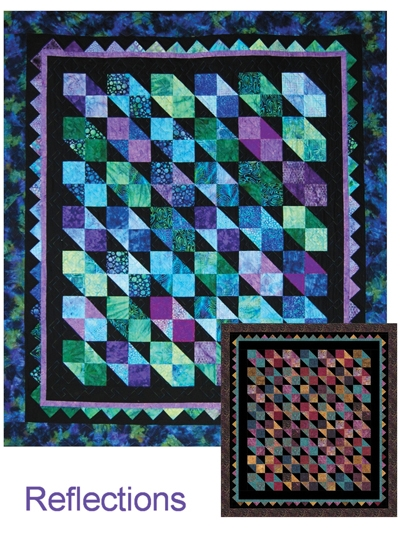 reflections quilt pattern Unique Reflections Quilt Pattern Inspirations