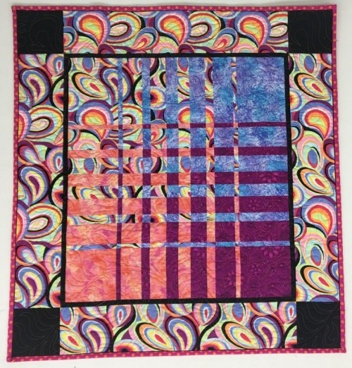 ricky tims convergence quilt class with june harper Cozy Convergence Quilt Pattern Gallery