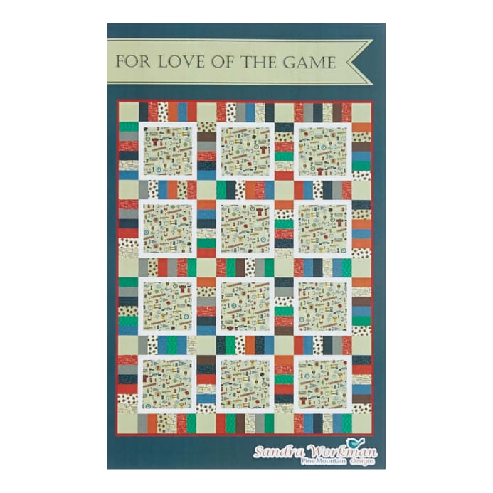 riley blake varsity for the love of game day basketball quilt kit Stylish Basketball Quilt Designs Gallery
