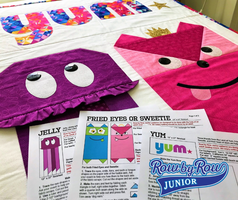 row row junior row row experience Unique Stylish Fabric Cutters For Quilting Inspiration