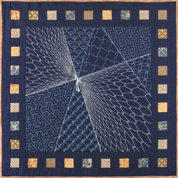 sashiko quilt and wall hanging designs sashiko Cozy Sashiko Quilting Patterns Gallery