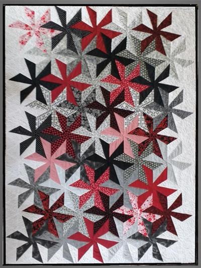 scrappy pinwheels quilt pattern Unique Pinwheel Quilts Patterns Gallery