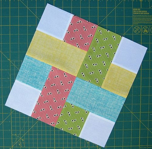sept dogoodstitches a quilt ideas quilts square quilt Interesting Easy Quilt Block Patterns