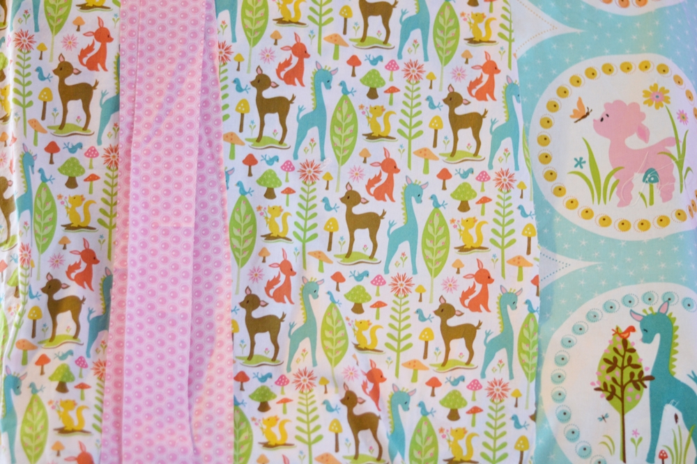 sew an easy beginners ba quilt the diy mommy Modern Elegant Baby Quilt Fabric Panels Inspiration