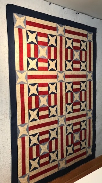 sewn on the fourth of july marianne fons Unique Fons And Porter Pattern For Quilts Of Valour