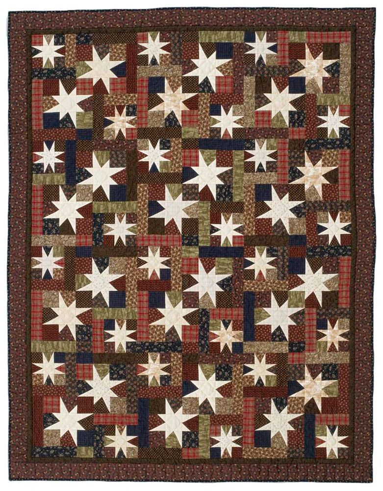 shimmer quilting pattern from the editors of american Stylish American Patchwork Quilting Patterns Gallery