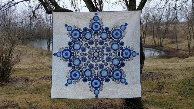 slice of pi quilts four seasons blog hop with island batik Cool Batik Fabric Quilt Patterns Inspirations