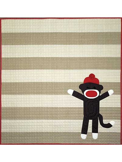 sock monkey quilt pattern Unique Sock Monkey Quilt Pattern Inspirations